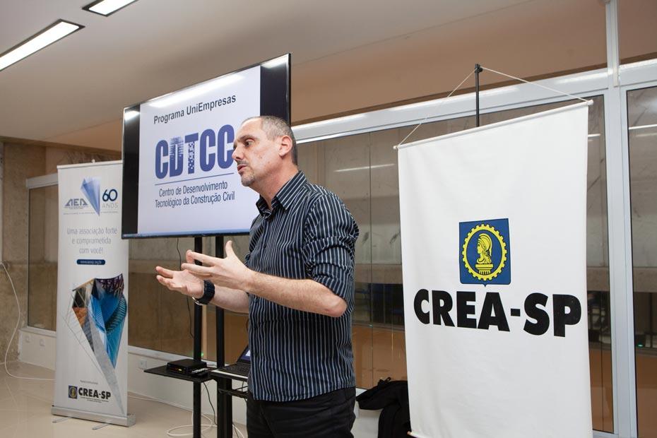Eng Francisco Moya Presidente CDTCC