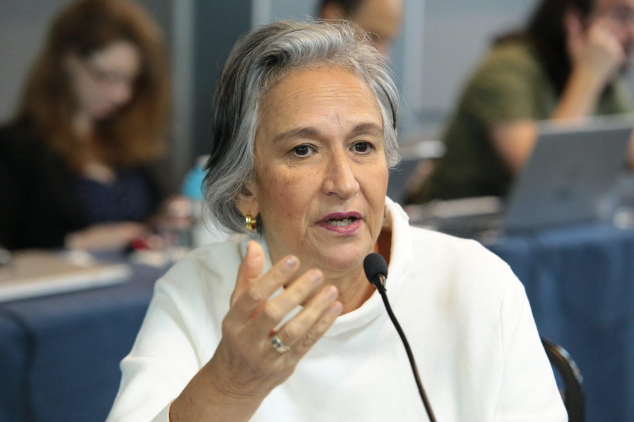 Nadia Somekh, professora emérita da FAU-Mackenzie e presidente do Conselho de Arquitetura e Urbanismo do Brasil (CAU Brasil)